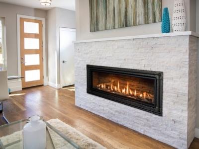 Callaway 50 Linear fireplace