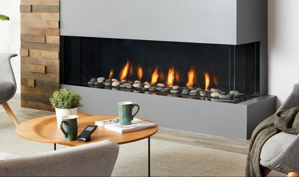 City Series San Francisco Bay 60 fireplace