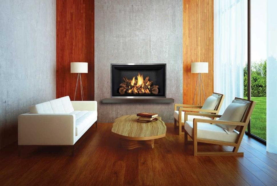 FV42 Fullview decor fireplace