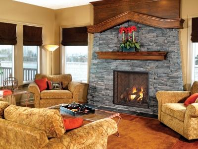 Kozy Heat Alpha 36S DV fireplace