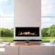 ML54 Linear fireplace