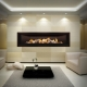 ML72 linear fireplace