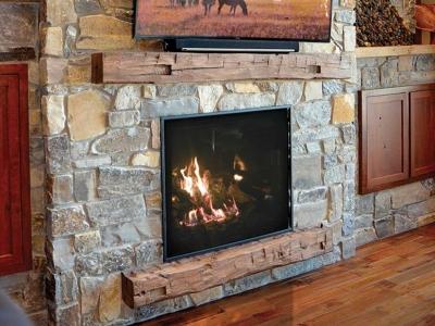 Mendota FV46 DV fireplace