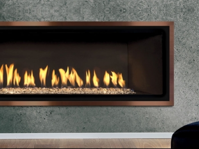 Mendota ML54 DV fireplace