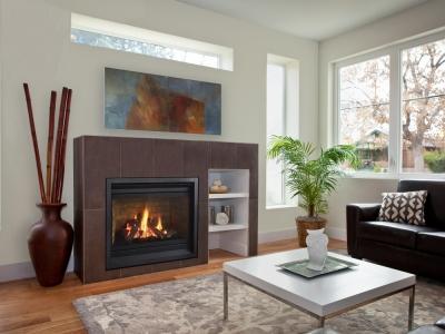 P36DE Panorama fireplace