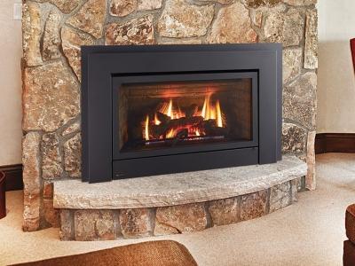 Regency E33 gas insert fireplace