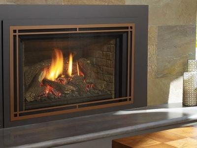 Regency LRI6E gas insert fireplace