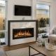 Slayton 42S Linear fireplace