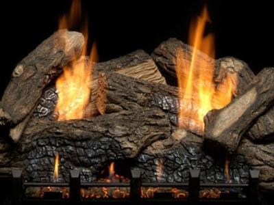 Berkley Oak VF gas logs