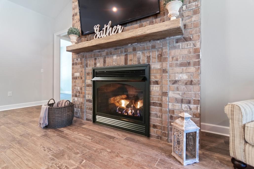 Breckenridge freestanding VF fireplace
