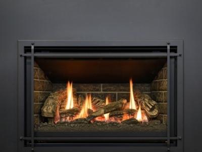 Kozy Heat Chaska 335S gas insert fireplace