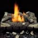 Mountain Oak vf gas logs
