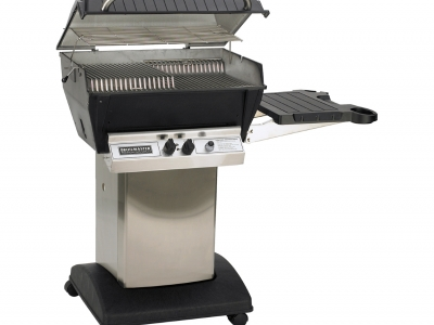 P3XF gas grill