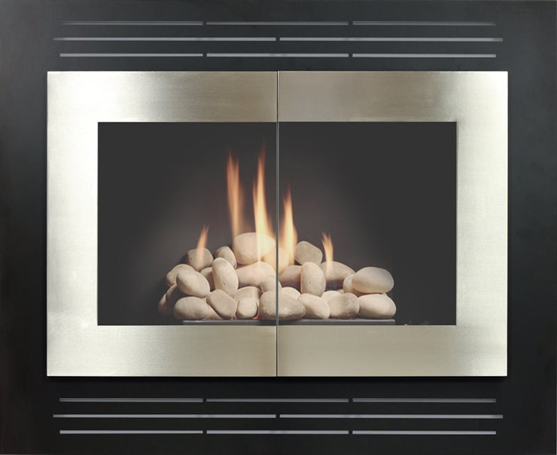 Reface existing fireplaces