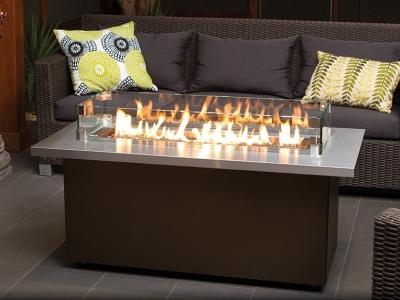 Regency PTO30CFT Plateau fire table